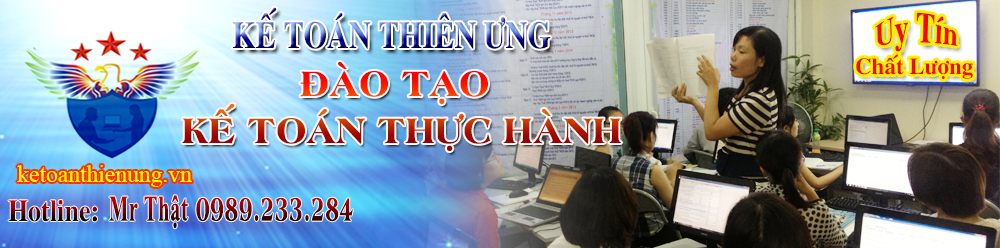 Công ty kế toán Thiên Ưng