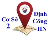 Địa chỉ và bản đồ: Cơ Sở Định Công - Hà Nội